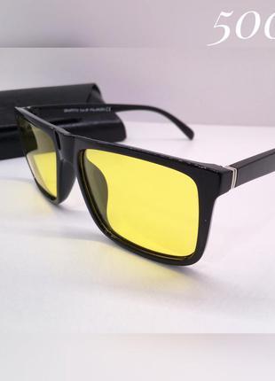 Солнцезащитные очки uv 400 polarized для ночного вождения