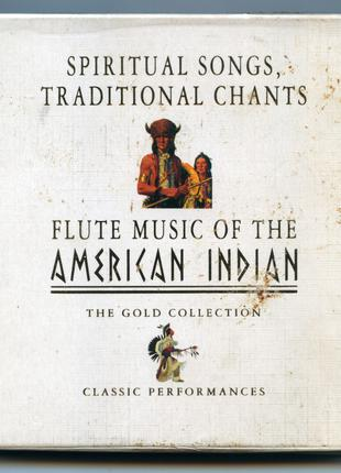 Spiritual Songs, Traditional Chants Flute Music Of The American