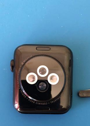 Корпус apple-watch-series-1-black-steel-38mm