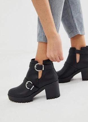 Стильные ботинки от new look