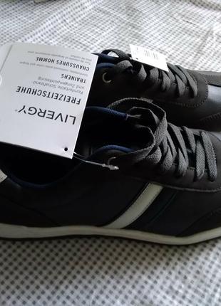 Мужские кроссовки Livergy (Германия) 29,7 см