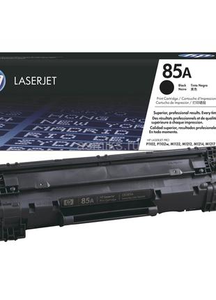 Картридж оригинальный HP 85A (CE285A) для LJ P1102 (восстановленн