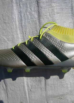 Футбольные бутсы adidas ace 16.1 primeknit fg s76469 оригінал
