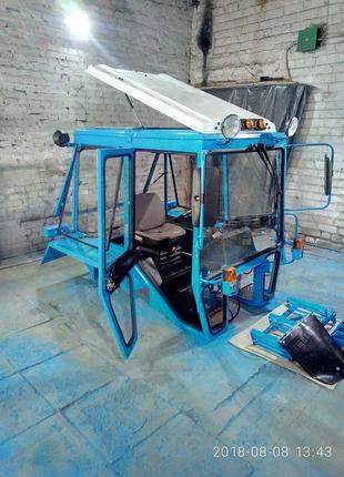 Кабина большая УК для трактора МТЗ-80/82