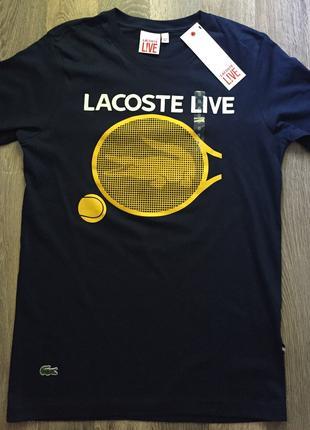 Lacoste мужская футболка