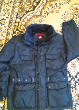 Продам куртку мужскую весна, осень. Wellehsteyn