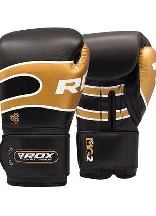 професійні боксерські рукавиці RDX All Season Pro S7 14oz