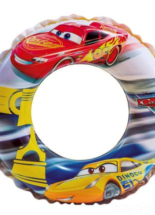 Надувной круг Тачки 51 см
