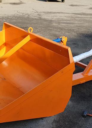 Ковш для вилочного погрузчика (складского, фронтального)