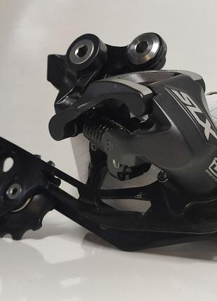 Переключатель задний Shimano SLX RD-M670 Shadow SGS 10s