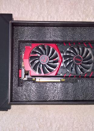 Продам видеокарту MSI Radeon R7 370 GAMING 4G