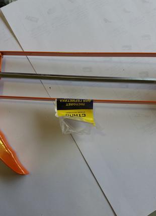 Пистолет для герметика,силикона Сталь 31102