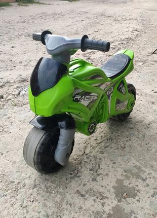 Мотоцикл толокар