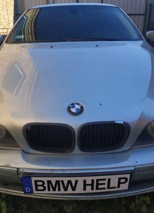 Разборка БМВ BMW Е39 М57 Д30 Кожа M57D30 МКПП Рестайлинг BMW_Help