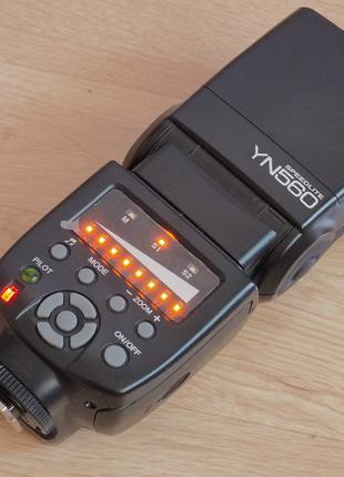 Фотовспышка Yongnuo YN-560 для Nikon