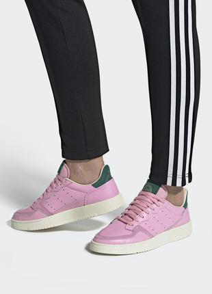 Женские кроссовки adidas originals supercourt ef9220