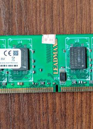 Оперативна пам'ять DDR2 PlexHD (Leadmax) 2Gb 800Mhz