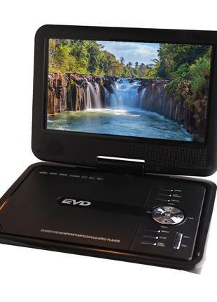 Портативный ТВ DVD-плеер NS-913 9-дюймовый TFT ЖК-экран цифровой
