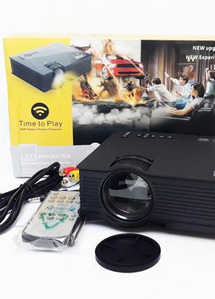 Портативный проектор UNIC 68 WiFi