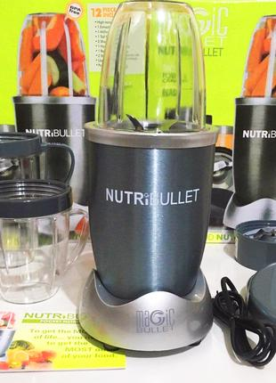 Блендер Nutribullet 600W / Кухонный комбай Nutribullet 1290