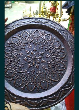 Продам тарелка - поднос, Кавказ 70годы