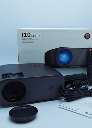 Проектор F10 UTM WIFI 1280х800 Black