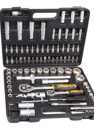 Набор инструментов 108 предметов Lavita 500108