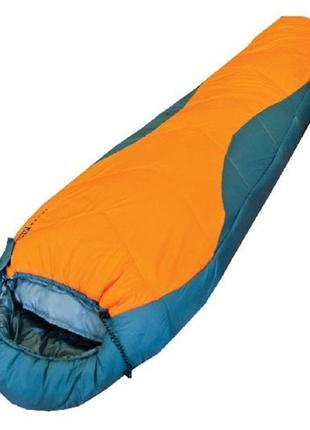 Спальный мешок Fargo оранжевый/серый R Tramp TS-20793
