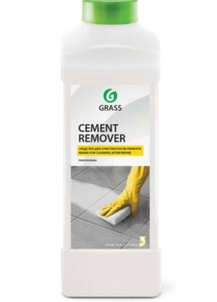 Очиститель после ремонта Grass Cement Remover 1л