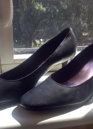 Новые туфли женские högl (австрия), hoegl размер 6,5 (40)