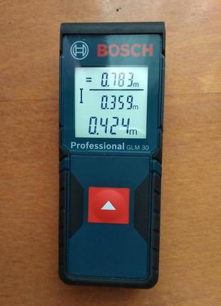 Лазерний далекомір Bosch GLM 30