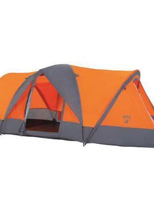 Палатка туристическая четырехместная Bestway LB-68003