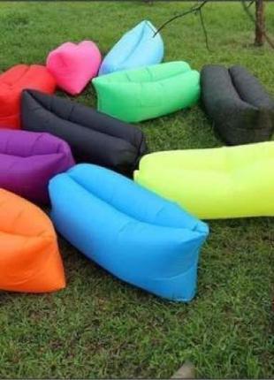 Надувной лежак, шезлонг, диван, мешок, матрас Ламзак Lamzak sofa