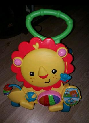 Ходунки piano lion