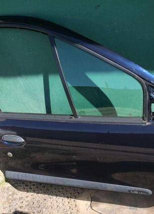 Б/у дверь голая Renault Scenic 1, Рено Сценик 1