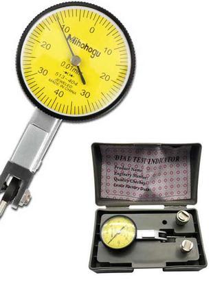 Индикатор часового типа часовой индикатор рычажно-зубчатый ИРБ
