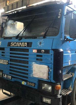 Продажа топливозаправщика Scania