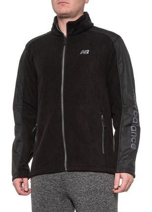 Флисовая кофта new balance  jacket оригинал сша 50-52