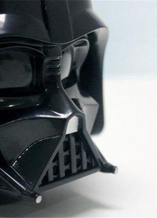 Чашка Кружка Пластиковая Star Wars 3D Plastic Дарт Вейдер (Черная