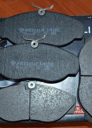 Колодки тормозные INTELLI D149E, 93173641, 4414519, 4414021