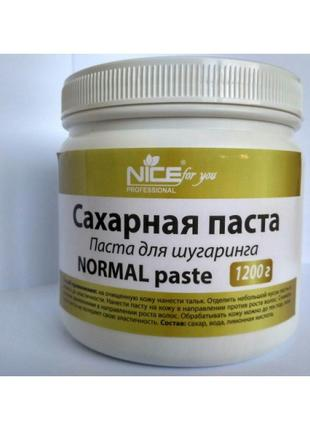 Сахарная паста« NICE for you» Normal 1200г
