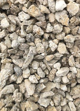 Травентин декоративный камень 15-25 мм (мешок 25 кг)