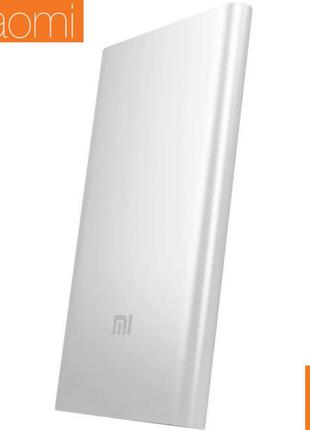Power bank Xiaomi Mi слим тонкий 10000 mAh Портативная батарея