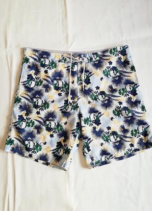 Мужские пляжные шорты samar италия плавки