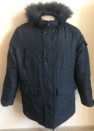 Куртка осінньо зимова XL(50/52).Парка