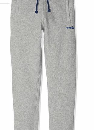Diadora оригинальные спортивные штаны. рост 142