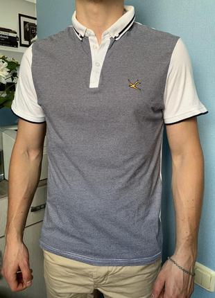 Burton menswear london футболка м