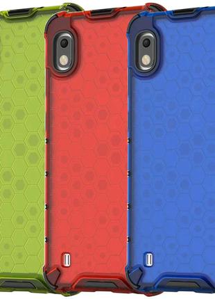 Ударопрочный чехол Honeycomb для Samsung Galaxy A10 (A105F)