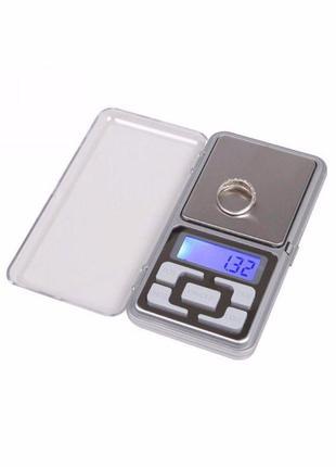 Весы ювелирные 668/mn-200g 0.1 карманные, портативные