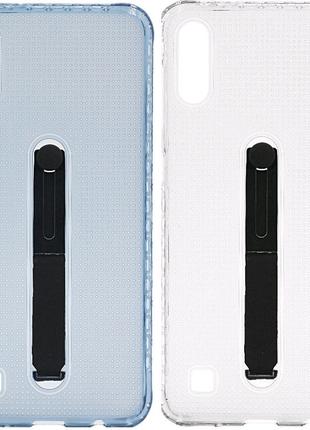 Чехол с подставкой-держателем для Samsung Galaxy A10 (A105F)